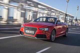 Audi RS5 Cabriolet - Offener Leistungssportler (Kurzfassung)