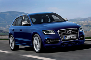 Audi SQ5 TDI - Das Vollgas-SUV