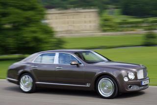 Bentley Mulsanne - Auf Daunen Reisen