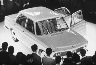 Tradition: 60 Jahre BMW 1500 bis 2000 tii  - Neue Klasse statt Mitt...