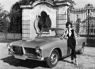 Tradition: 60 Jahre BMW 3200 CS - Bella Donna mit Bertone-Knick