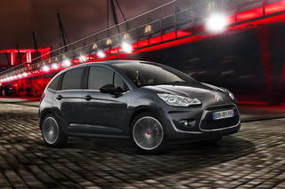Citroen C3 Red Block Sondermodell - Sportliche Note