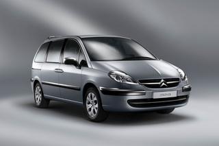 Citroën C8 - Leichtes Facelift für den Senior