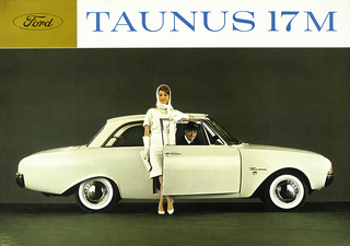 Tradition 60 Jahre Ford Taunus 17 M (P3)  - Eine Badewanne für die ...