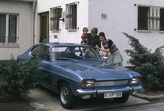 Tradition: 50 Jahre Ford Capri - Verführung zur Unvernunft