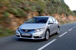 Gebrauchtwagen-Check: Honda Civic - Solide Technik unter schrillem ...