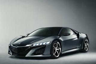 Honda NSX - Supersportwagen kommt 2015