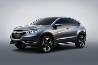 Honda Urban SUV Konzept - Jazz als Crossover