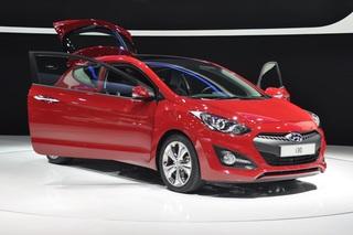 Hyundai i30 Coupe - Der Dritte hat drei Türen