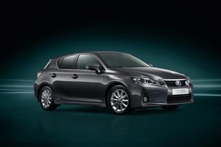 Lexus CT 200h Limited Edition - Vornehm sparen