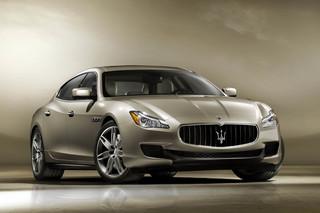 Maserati Quattroporte - Sportiver Luxus – jetzt gerne auch vom Rück...