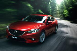 Der neue Mazda6 - Designer-Ware