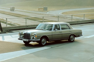 Tradition: 50 Jahre Mercedes-Benz 300 SEL 6.3 (W 109) -  Der wildes...