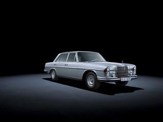Tradition: 50 Jahre Mercedes-Benz S-Klasse 3.5 V8 (W108/109/111) - ...