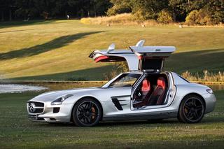 Mercedes SLS AMG Tuning - Schnell geträumt