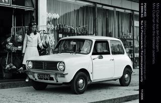 Tradition: 50 Jahre Mini Clubman - Lifestyle, der neue Lebensgeiste...