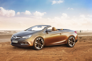 Opel Cascada - Das neue Cabrio startet ab 25.945 Euro