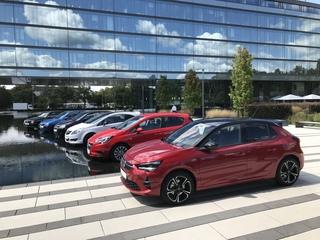 Sechs Generationen Opel Corsa - Mutige Mäuse und flinke Spaßmacher