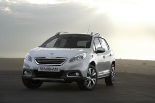 Peugeot 2008 - SUV statt Kombi