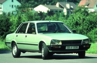 40 Jahre Peugeot 505 - Die Macht in der Mitte
