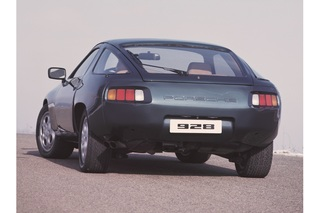 Tradition: 40 Jahre Porsche 928 - Besser als Fliegen
