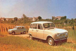 Tradition: 60 Jahre Renault 4 - Automobiler Aktivist und Anti-Statu...