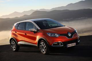 Renault Captur - Ein farbenfrohes Mischwesen (Vorabbericht)