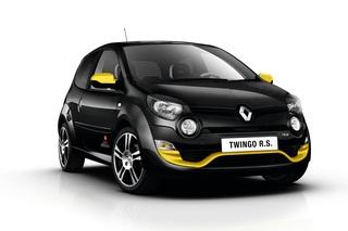 Renault Twingo - Limitierte Sonderedition im Formel 1-Look