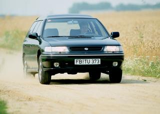 Tradition: 30 Jahre Subaru Legacy und Outback - Auf allen Vieren an...