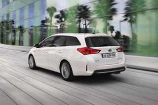 Toyota Auris Touring Sport - Länge lädt