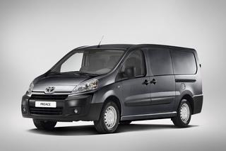 Toyota ProAce - Nützliches aus Japan