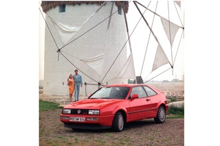 Tradition: 30 Jahre Ford Probe vs. VW Corrado vs. Audi Coupé (B3)  ...