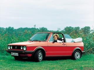 40 Jahre Volkswagen Golf Cabriolet - Die Neuvermessung der Verdeck-...