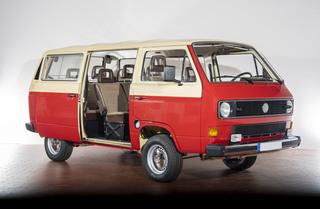 Tradition: 40 Jahre Volkswagen Transporter T3 - Brave Boxer und abe...