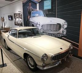 Tradition: 60 Jahre Volvo P1800  - Schwedens schnellste Finnen