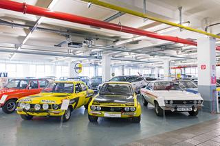 Opel Classic   - Virtuelle Führung durch die Oldtimer-Sammlung