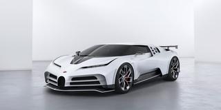 Bugatti Centodieci - Hommage an den Bugatti aus der Zwischenzeit