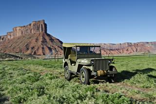 Tradition: 80 Jahre Jeep  - Amerikanische Kulturrevolution mit 4x4-...