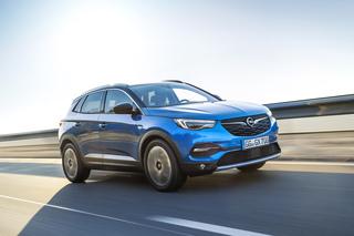 Opel Grandland X - Rüsselsheims größter X-Man