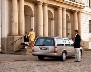 Tradition: 30 Jahre Volvo 900er Serie - Schwanengesang für Kilomete...