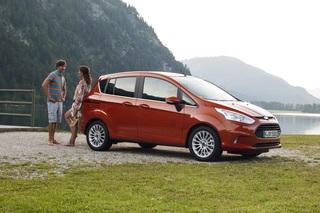 Gebrauchtwagen-Check: Ford B-Max - Sieg der Vernunft