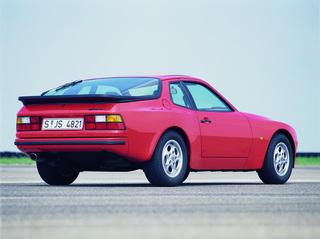Tradition: 40 Jahre Porsche 944  - Gran Turismo mit Glaskuppel