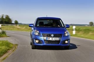 Suzuki Swift Modelljahr 2014 - Kleine Geburtstagsgeschenke von prak...