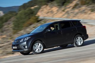Toyota RAV4 - Kleiner Diesel mit Allrad