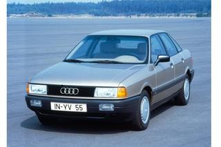 30 Jahre Audi 80/Audi 90 (B3, Typ 89) - Mit Vollgas Richtung Premiu...