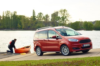 Ford Tourneo Courier - Nicht von schlechten Eltern (Kurzfassung)