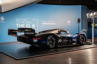 VW ID R auf Rekordfahrt - Vom Himmel in die Hölle