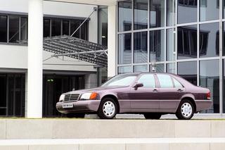 Tradition 25 Jahre Mercedes-Benz S-Klasse (W 140) - Helmut Kohls Di...