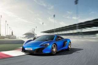McLaren 650S - Start in zwei Karosserieversionen