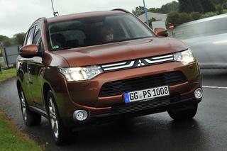 Mitsubishi Outlander - Gefälliger Gefährte für große Familien (Kurz...